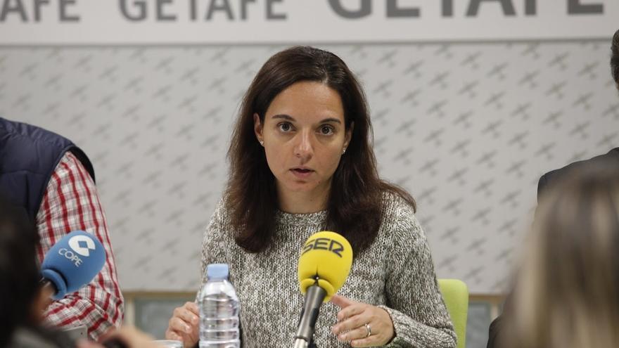 """Sara Hernández asegura que la permanencia de Pedro Sánchez al frente del PSOE no se cuestiona """"en absoluto"""""""