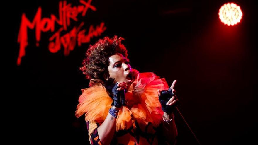 Tom Jones se estrena con nota en Montreux y Macy Gray conquista al público