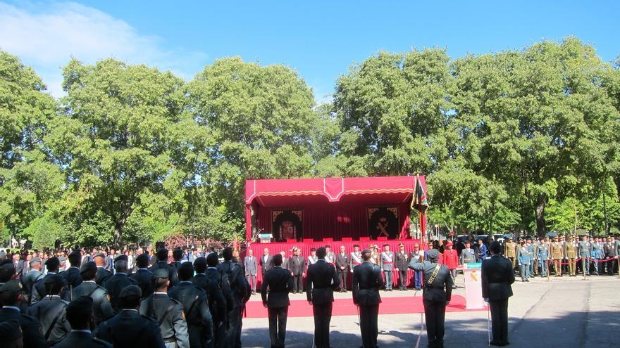 El ministro del interior dice que la bandera nacional es for Ultimas declaraciones del ministro del interior
