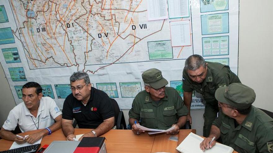 Un terremoto de 5,9 grados en la escala de Richter sacude Nicaragua