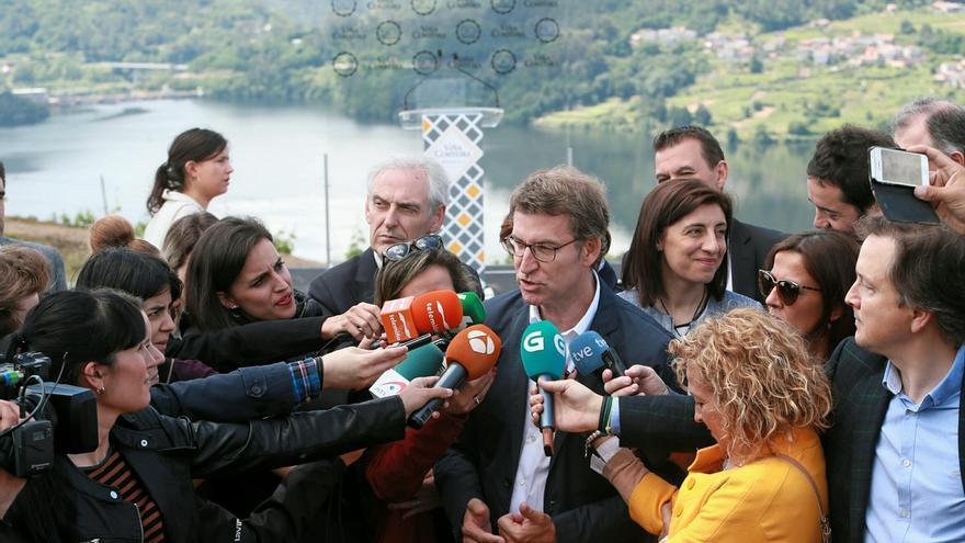 Feijóo retoma este martes su agenda institucional pública en una semana clave antes de dar a conocer su futuro en el PP