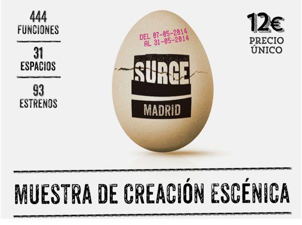 Festival Surge Madrid 2014
