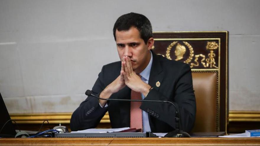"""Guaidó admite que lucha no ha sido suficiente y promete """"libertad"""" para 2020"""
