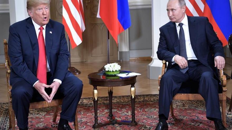 Rusia dice que una nueva reunión entre Putin y Trump es más importante que Ucrania