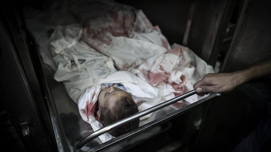 Morir bajo el amparo de la ONU