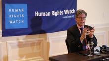 HRW denuncia la destrucción de un pueblo durante la guerra civil en Birmania