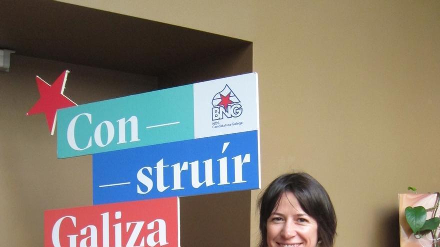 Ana Pontón, la candidata BNG que tiene el reto de retener el electorado antes de liderar la refundación