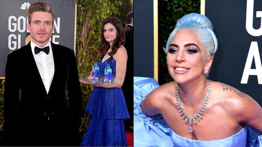 """""""La chica del agua"""" y el """"hada madrina Gaga"""", memes de los Globos de Oro 2019"""
