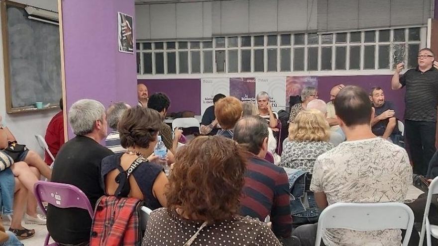 """Podemos La Rioja crea una 'Coordinadora de inscritos' para continuar en un proyecto """"transparente"""" y """"asambleario"""""""