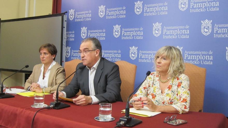 """UPN de Pamplona pide a Labarga que dimita por """"la participación del director de su área en adjudicaciones a su exsocio"""""""