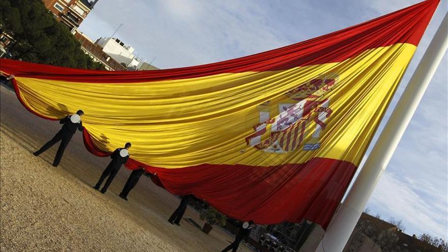 Defensa suspende el acto solemne de izado de bandera en Madrid el Día de las Fuerzas Armadas