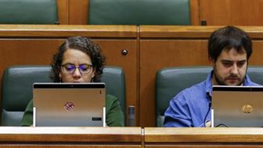 La Cámara vasca rechaza tramitar una ley para anular sentencias franquistas
