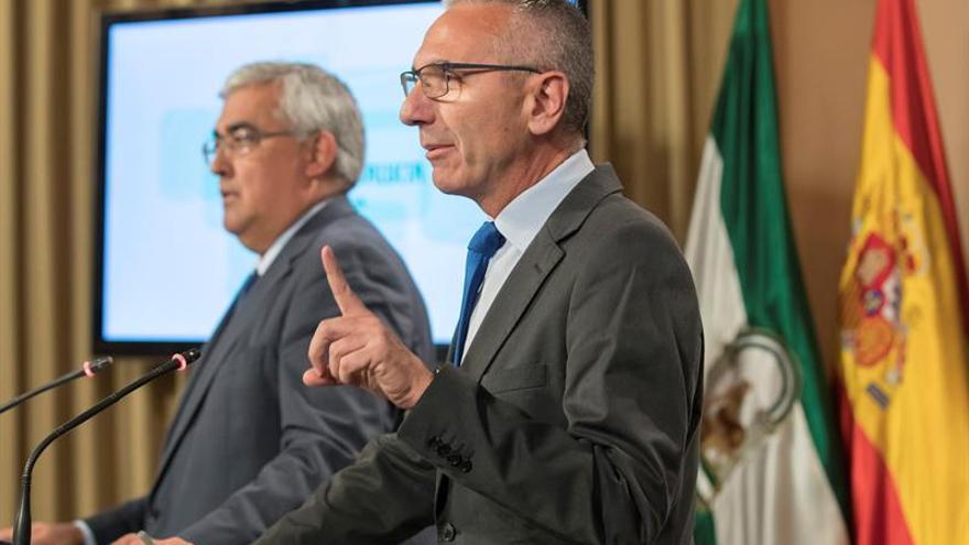 """La Junta protesta ante el """"pasotismo"""" Rajoy respecto a las infraestructuras de Andalucía"""