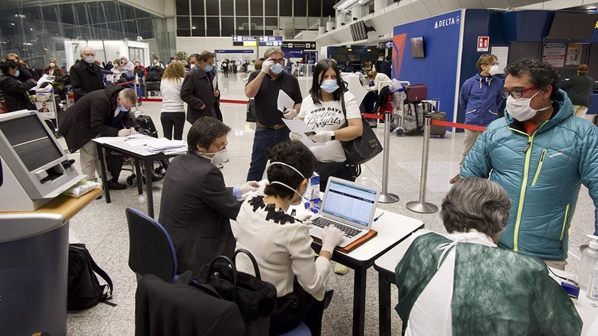 Levantarán los cupos para pasajeros que arriben al país en avión