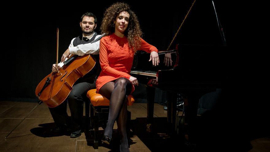 Ciro Hernández y Noemi Brito, en una imagen promocional