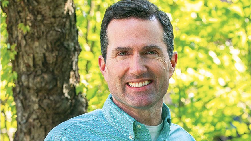 John Judge, presidente del Appalachian Mountain Club en EEUU