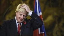 Boris Johnson ya no quiere hablar de sus antiguos artículos colonialistas y racistas