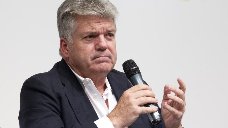 Juan Villalonga, expresidente de Telefónica. Foto: EFE
