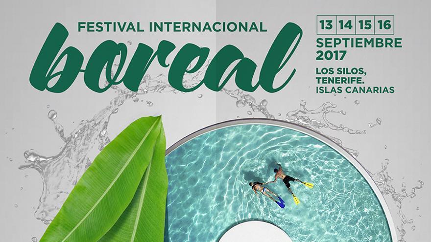 Cartel del Festival Boreal 2017