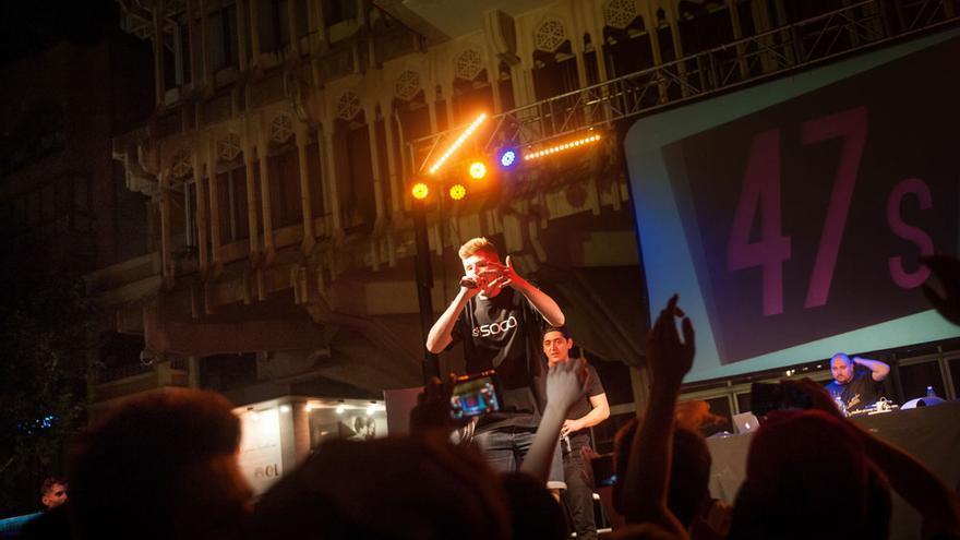 BTA, el rapero ganador de 'Cervantes en rap'