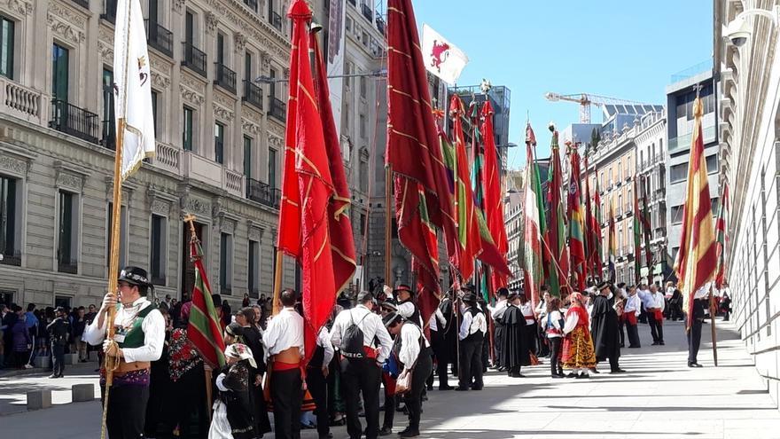 Las Cortes Generales consagran a León como cuna del parlamentarismo en el mundo, que dio voz al pueblo en 1188