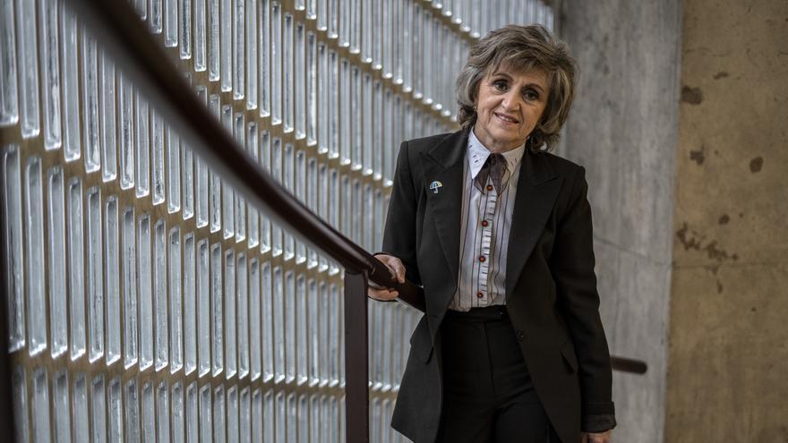 La ministra de Sanidad, María Luisa Carcedo. / Olmo Calvo