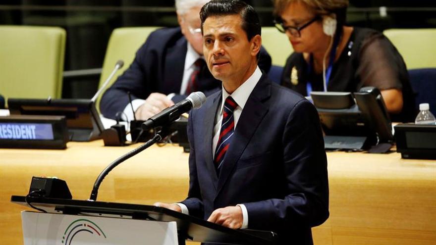 Peña recibe en Nueva York el Premio al Estadista por impulsar la relación con EE.UU.