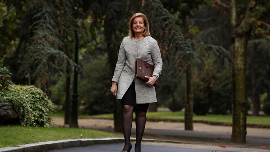 Báñez aborda el martes en el Congreso medidas para el futuro de las pensiones