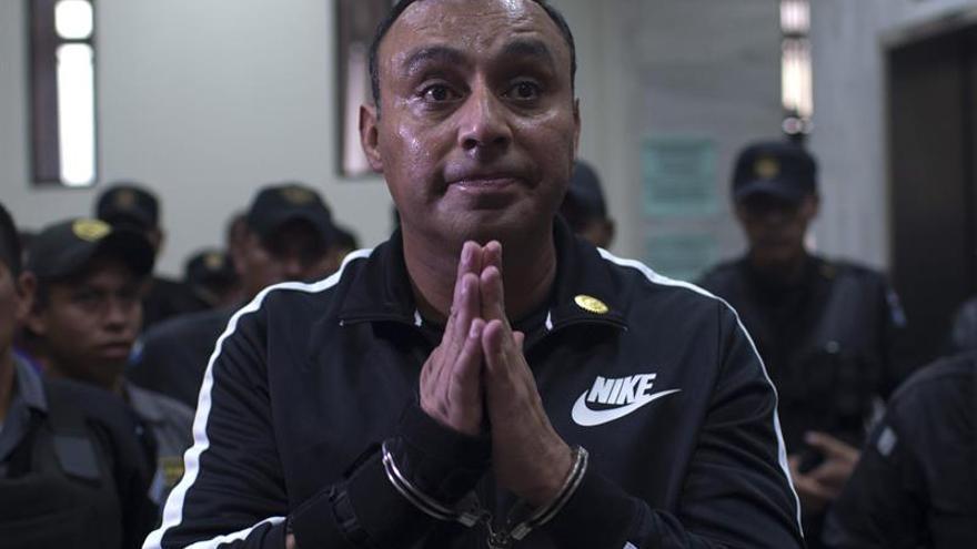 Muerto en la cárcel militar guatemalteco preso por el asesinato del obispo Gerardi