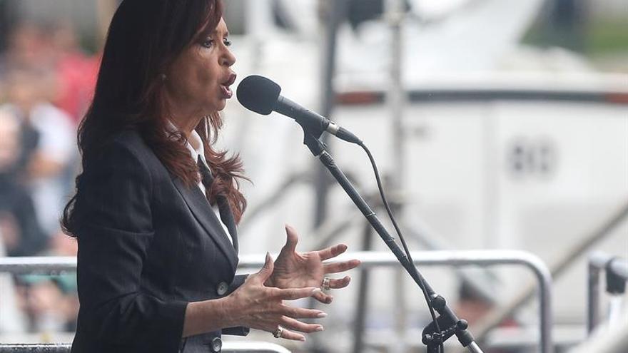 Fernández afirma que hay un plan para reabrir la denuncia de Nisman en su contra