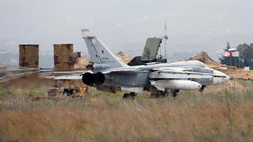 EE.UU. protesta ante Rusia por su ataque contra fuerzas rebeldes sirias