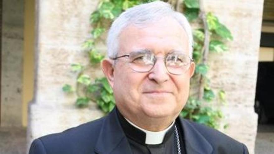 El obispo de Orihuela-Alicante, Jesús Murgui.