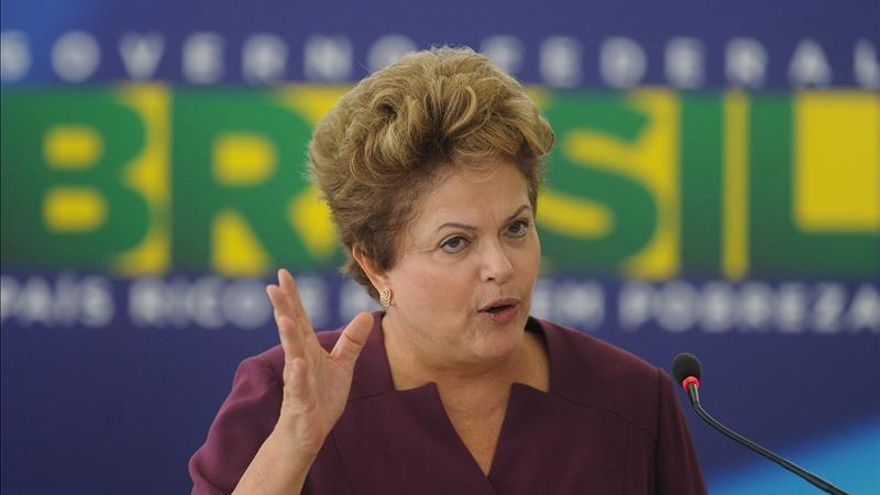 Rousseff donará la indemnización recibida por la prisión y la tortura en la dictadura