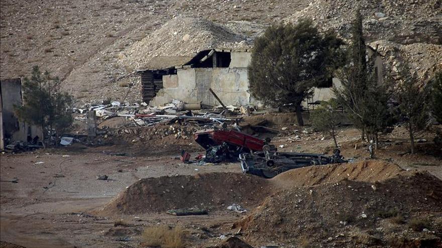 Rebeldes arrebatan a yihadistas el control de dos ciudades del norte de Siria