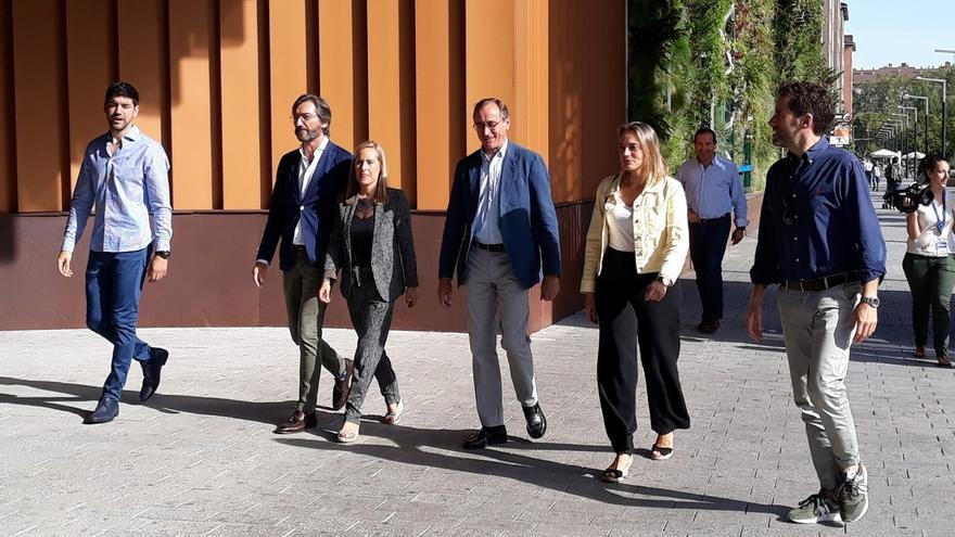 """Oyarzábal responde a Álvarez de Toledo y critica a quienes pretenden dar lecciones de """"valentía y coraje"""" al PP vasco"""