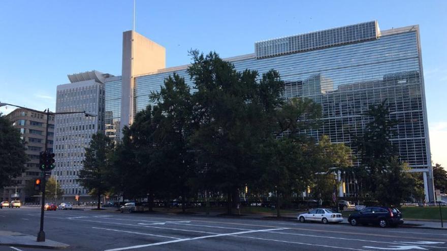 Edificio principal del Banco Mundial en Washington DC. Foto: CanariasAhora.