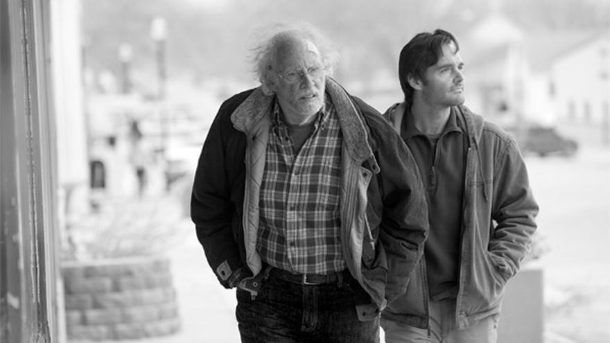Un fotograma de la película Nebraska de Alexander Payne