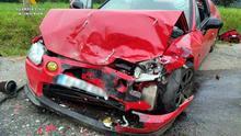 Investigado un joven por causar un accidente con heridos por conducción temeraria y abandonar el lugar