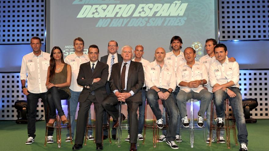 Carlos Boyero arremete contra los periodistas de Telecinco en la Eurocopa