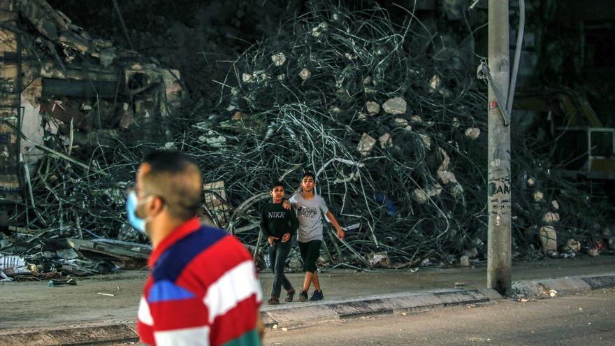 Israel vuelve a atacar en Gaza tras lanzamiento de más globos incendiarios