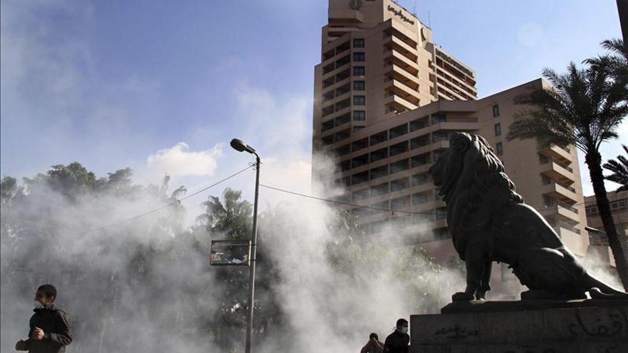 El Gobierno egipcio estudiará hoy los últimos disturbios en el país