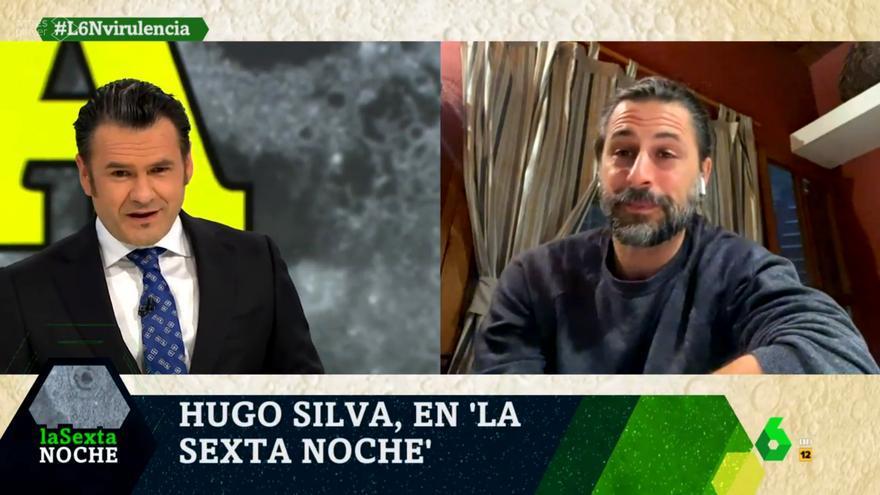 Iñaki López entrevista a Hugo Silva