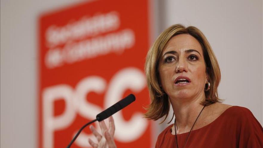 Chacón cree que Lluch se entristecería por la relación Cataluña-España