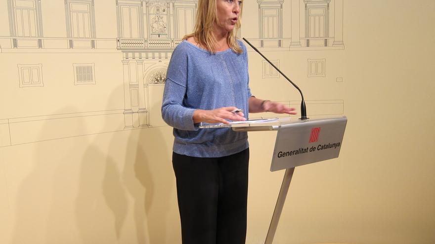 La vicepresidenta Neus Munté recuerda a la CUP que tienen un acuerdo de gobernabilidad y estabilidad parlamentaria