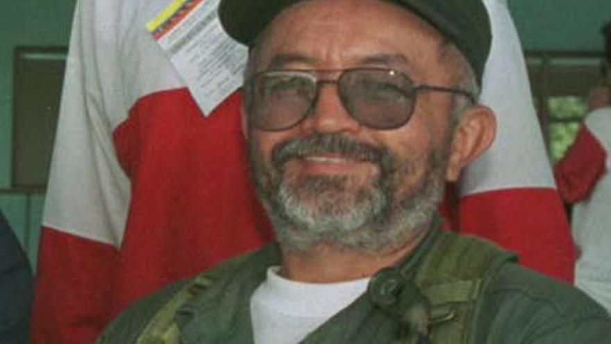 Las FARC reclaman los cuerpos de Raúl Reyes y de otros guerrilleros muertos en Ecuador - FARC-Raul-Reyes-guerrilleros-Ecuador_EDIIMA20121126_0375_4