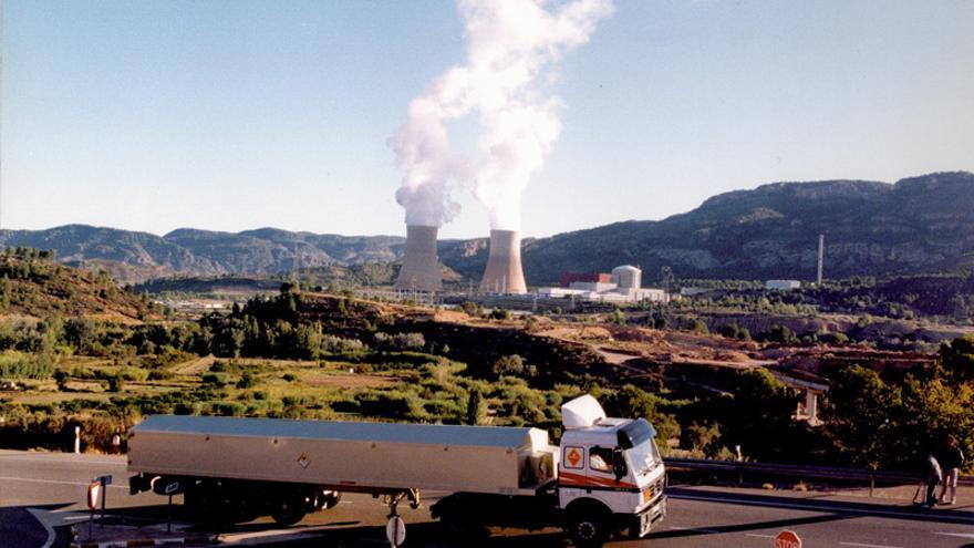 La central nuclear valenciana de Cofrentes /ENRESA