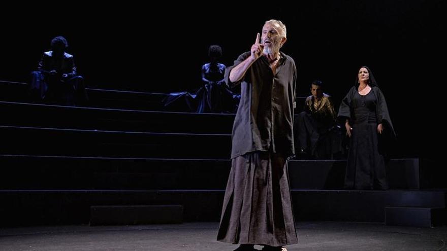 El Séneca de Gala vuelve al teatro demostrando su vigencia 30 años después