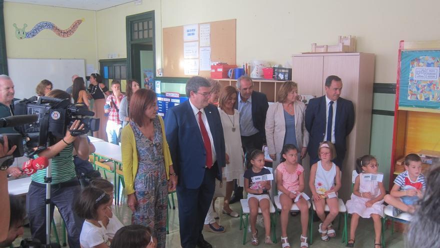 El curso escolar arranca en Euskadi con 373.117 alumnos, un 1% más, y más del 65% de las matrículas en modelo D