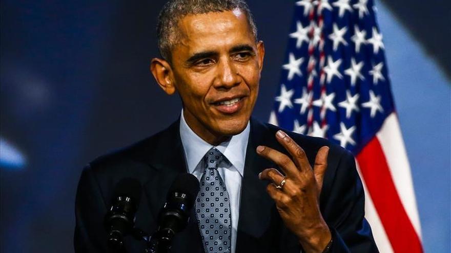 Barack Obama abre una página personal en la red social Facebook