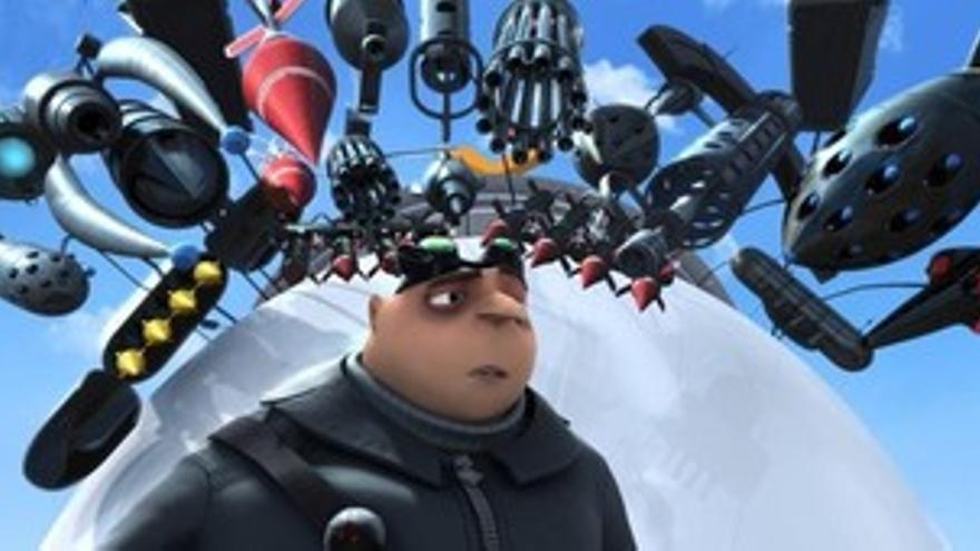 Imagen de la película 'Gru. Mi villano favorito'